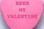 BEER + Valentine's Day